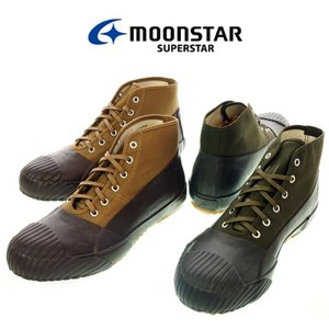 MOONSTAR   ムーンスター    ALWEATHER    BROWN / KHAKI    MADE IN KURUME|garo1959
