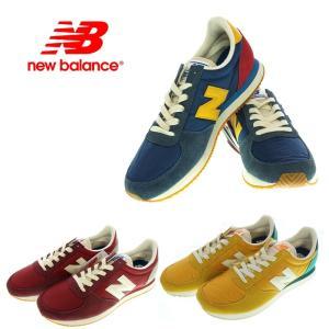 new balance ニュバランス U220HG/U220HF/U220HI BLUE/RED、YELLOW/BLUE、RED/GRAY メンズレディーススニーカー|garo1959