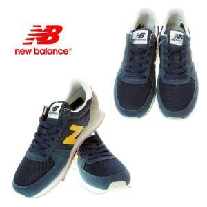 new balance ニューバランス U220BA2 ネイビー/グレー レディーススニーカ−|garo1959