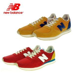 new balance  ニューバランス U220FH/U220FG   TEAM RED/GOLD  メンズ スニーカー|garo1959