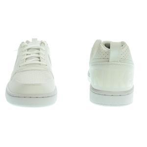 NIKE  ナイキ  844833 111  COURT BOROUGH LOW  コートバーロウ   WHITE WHITE-WHITE  メンズスニーカー|garo1959|03