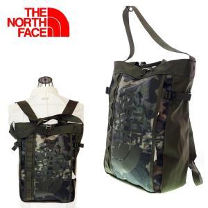 THE NORTH FACE ザノースフェイス  NM81609  BC FUSE BOX TOTE ヒューズボックストート  ET イングリッシュグリーントロピカルカモ 3WAY|garo1959