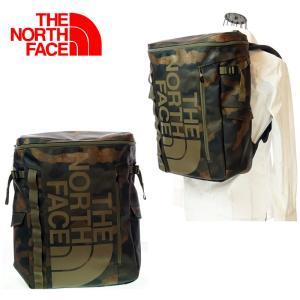 THE NORTH FACE ノースフェイス  NM81968 BC FUSE BOX ll ヒューズボックス2  BOバーントオリーブワックスカモプリント デイパック|garo1959