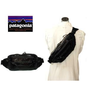 patagonia  パタゴニア  49280   Black Hole Waist Pack  ブラックホールウエストパック   BLACK  ウエストポーチ|garo1959