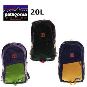 Patagonia パタゴニア 48020 Ironwood Pack アイアンウッドパック Piton Purple/Navy Blue/Black デイパック リュック|garo1959