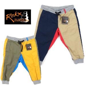 ロックス ROKX 7分丈パンツ クロップドパンツ|garo1959