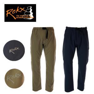 ROKX ロックス RXMS191025  TRVELYTE PANT  CHINO/INDIGO  ナイロン/ポリウレタン  メンズパンツ garo1959