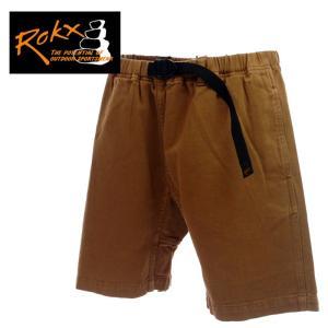 Rokx ロックス ROKX SHORT ロックスショーツ  RXM012  BROWN DUCK|garo1959