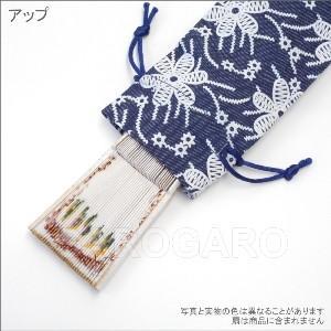 アバニコケース Denim (デニム) ショートアバニコ用 花柄 [フラメンコ用]|garogaro|04
