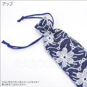 アバニコケース Denim (デニム) ショートアバニコ用 花柄 [フラメンコ用]|garogaro|05