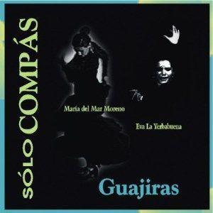 CD ソロ コンパス グアヒーラス [フラメンコ用]|garogaro