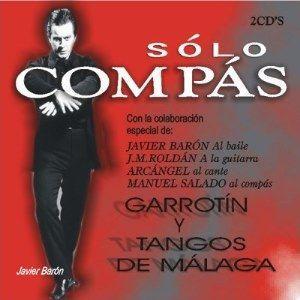 CD ソロ コンパス ガロティン タンゴス デ マラガ (2枚組) [フラメンコ用]|garogaro