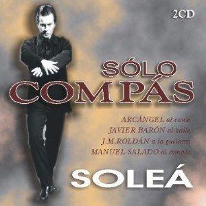 CD ソロ コンパス ソレア (2枚組) [フラメンコ用]|garogaro