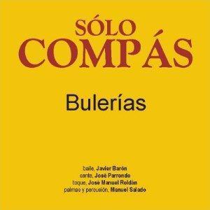 CD ソロ コンパス ブレリアス [フラメンコ用] garogaro