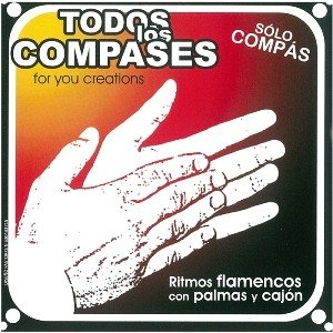CD ソロ コンパス トドス ロス コンパセス (2枚組) [フラメンコ用]|garogaro