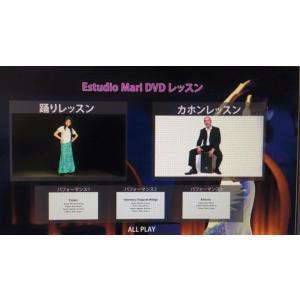 DVD フラメンコスタジオ マリ DVD レッスン VOL.1 [フラメンコ用]|garogaro|03