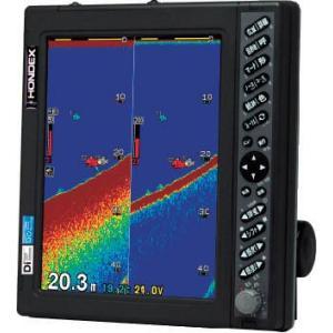 ホンデックス 魚群探知機 HONDEX 10,4型カラー液晶...