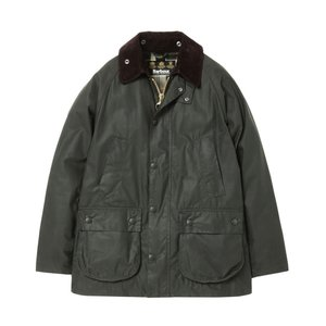 Barbour(バブアー)BEDALE SL WAXED COTTON セージ MWX0318|garretstore
