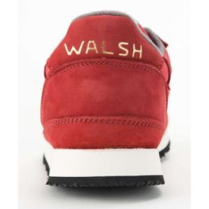 WALSH (ウォルシュ) ENSIGN MILLERAIN RED|garretstore|04