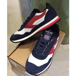 WALSH (ウォルシュ) ENSIGN MARATHON EDITION WHT/NVY/RED