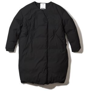 F/CE. FT LONG DOWN COAT WM Black|garretstore