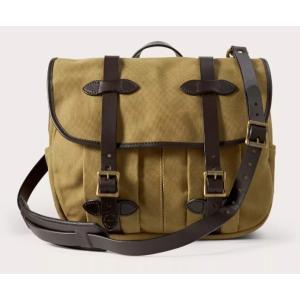 FILSON(フィルソン) Medium Field Bag Tan|garretstore