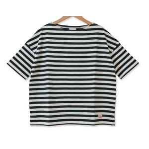 MACOBER レディース ドロップショルダーTシャツ GREEN|garretstore