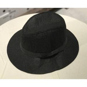 halo commodity(ハロ コモディティ)Paunch Hat Black garretstore