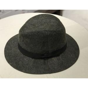 halo commodity(ハロ コモディティ)Paunch Hat Charcoal Grey garretstore