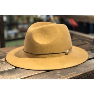 halo commodity(ハロ コモディティ) Direction Hat Camel garretstore