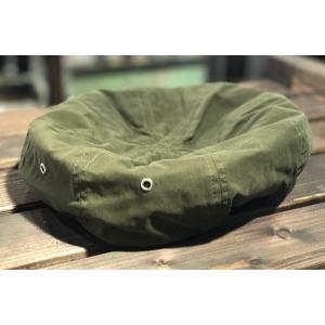 halo commodity(ハロ コモディティ) Chuckled beret OLIVE garretstore