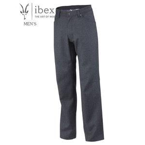ibex(アイベックス) Ms GALLATIN CLASSIC PANT [Charcoal Heather]【セール価格商品】|garretstore