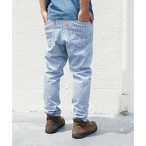NATAL DESIGN(ネイタルデザイン) S600-s Sarouel Pants Stretch (HICKORY DAMAGE) garretstore 02