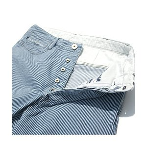 NATAL DESIGN(ネイタルデザイン) S600-s Sarouel Pants Stretch (HICKORY DAMAGE) garretstore 03