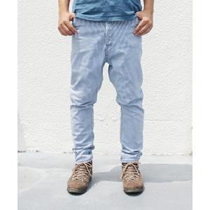 NATAL DESIGN(ネイタルデザイン) S600-s Sarouel Pants Stretch (HICKORY DAMAGE) garretstore 06