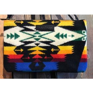 PENDLETON Large Three Pocket Keeper GF435 54454 Tucson Black garretstore