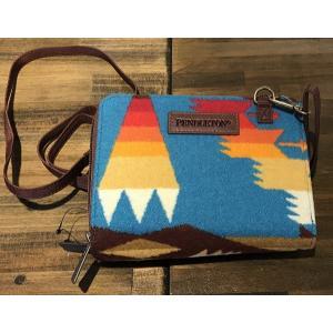 PENDLETON Wallet on a Strap GD150 54452 Tucson Turquoise garretstore