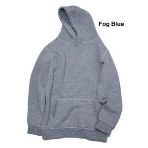 Yetina(イエティナ) pullover hoodie [Fog Blue]|garretstore