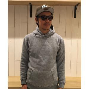 Yetina(イエティナ) pullover hoodie [Fog Blue]|garretstore|02