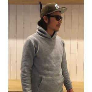 Yetina(イエティナ) pullover hoodie [Fog Blue]|garretstore|04