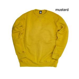 Yetina(イエティナ) Sweatshirt [mustard] garretstore