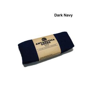 Yetina(イエティナ) Antarctica Socks [Dark Navy]|garretstore