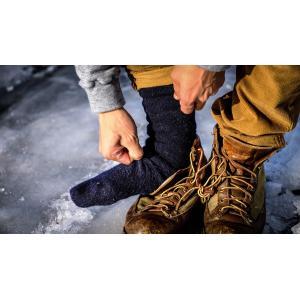 Yetina(イエティナ) Antarctica Socks [Dark Navy]|garretstore|02