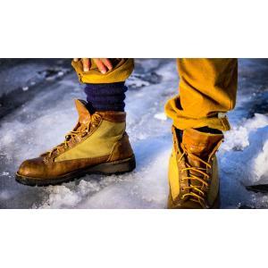 Yetina(イエティナ) Antarctica Socks [Dark Navy]|garretstore|03