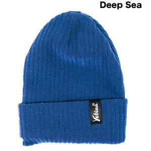 Yetina(イエティナ) Beanie [Deep Sea] garretstore
