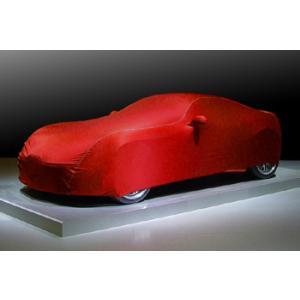 FERRARI<フェラーリ>365GTB/4 デイトナ・クーペ用・#21 COVERCAR<カバーカー> 室内用ボディーカバー CLASS<クラス> CORSARED garudaonlinestore