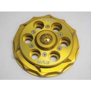 EVRアンチジャダー・ベンチレーテッドプレッシャープレート 数量限定・ゴールド GOLD <ベースキット>|garudaonlinestore