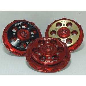 EVRアンチジャダー・ベンチレーテッドプレッシャープレート 数量限定RED<フルキット>|garudaonlinestore