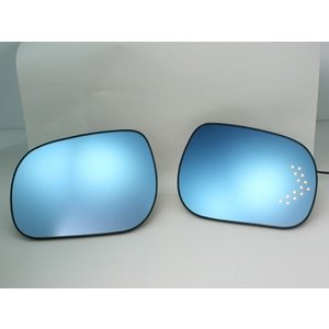 GARUDA BLLED MIRROR BTOL-07  TOYOTA  bB/RACTICS LED付き・ヒーター無し【ビービー/ラクティクス|garudaonlinestore