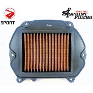 スプリントフィルター【PM168S】ホンダ CBR250RR[MC51]用純正交換タイプ 乾式エアフィルター  SPRINTFILTER|garudaonlinestore